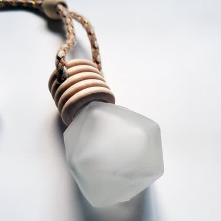 Flacon diffuseur diamant à suspendre