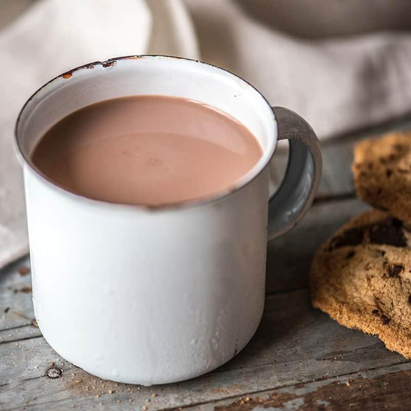 Chocolat chaud - Parfum pour bougies Parfum volume 30 ml