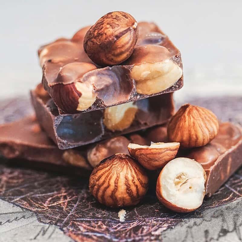 Chocolat noisette - Parfum pour bougies Parfum volume 30 ml