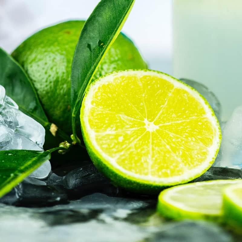 Citron et citron vert - Parfum pour bougies Parfum volume 30 ml