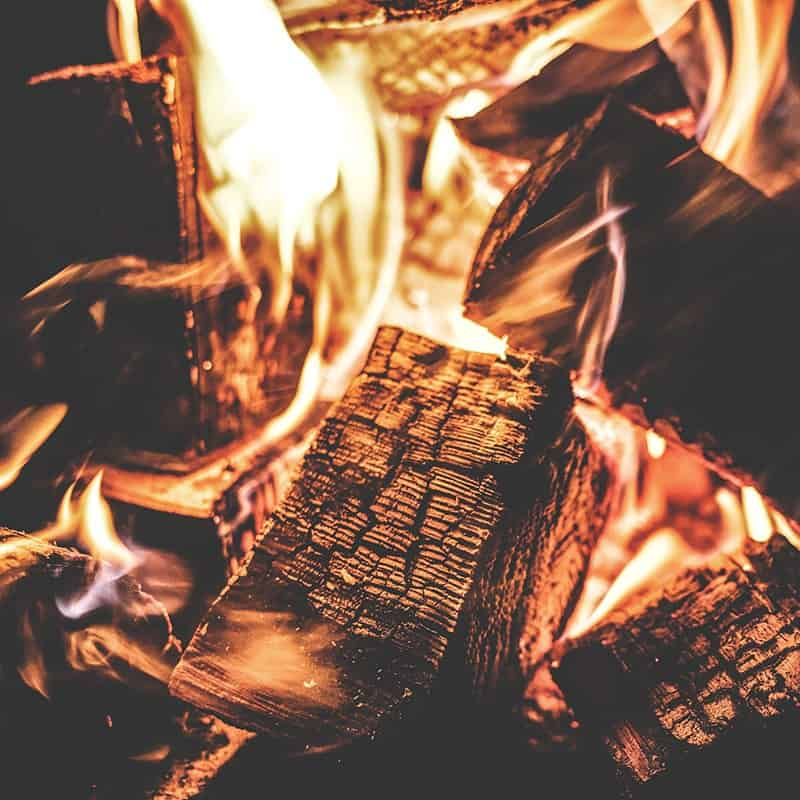 Feu de cheminée - Parfum pour bougies Parfum volume 30 ml