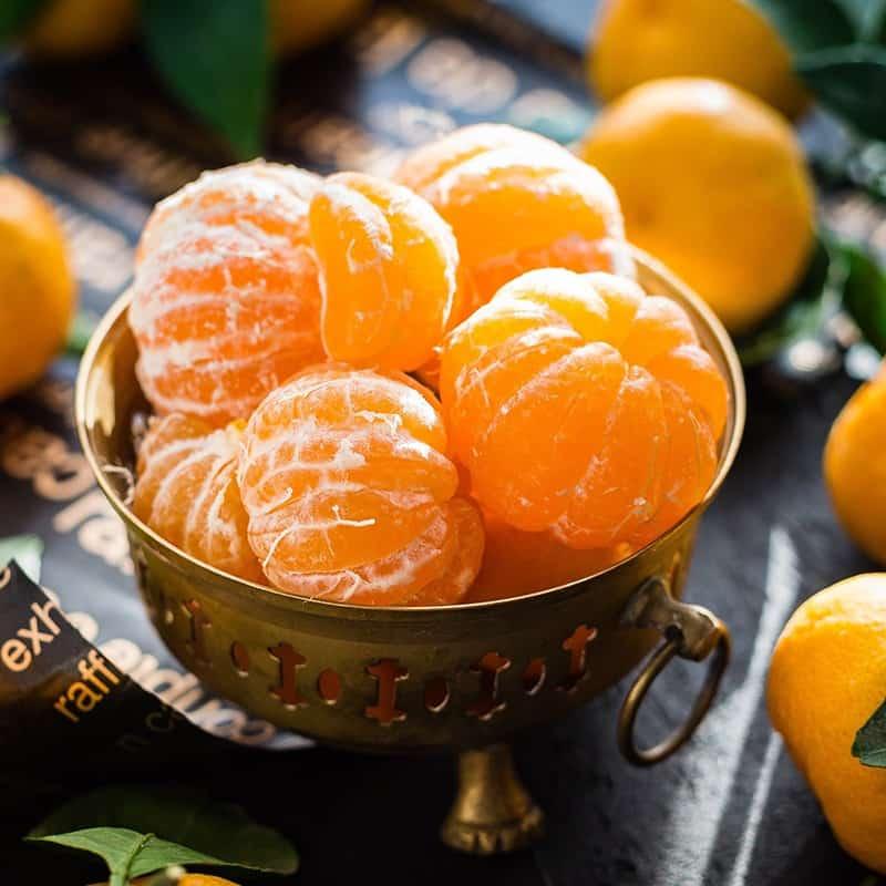 Mandarine - Parfum pour bougies Parfum volume 30 ml
