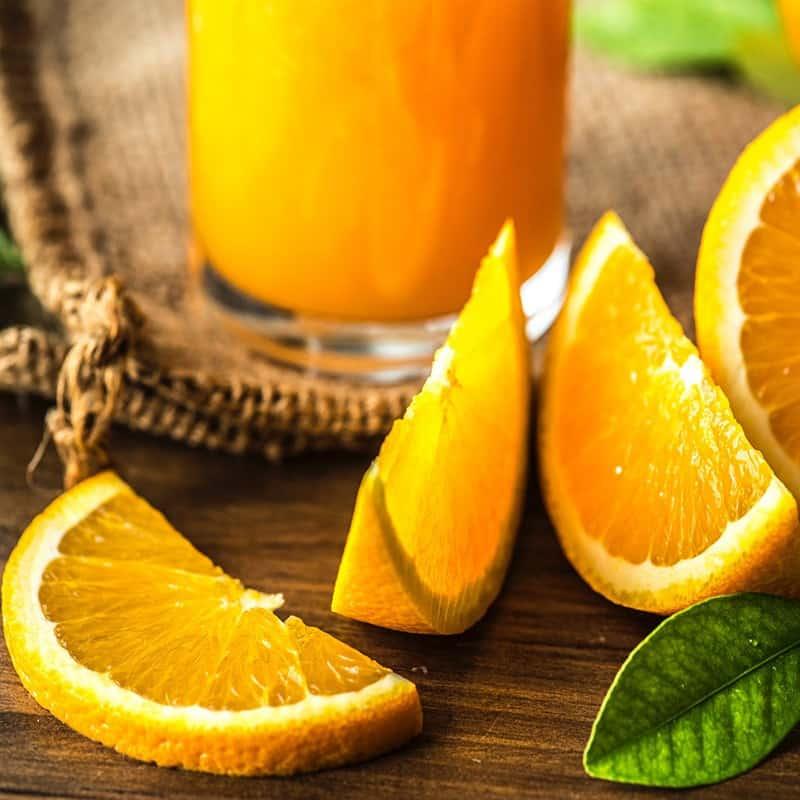 Orange - Parfum pour bougies Parfum volume 30 ml