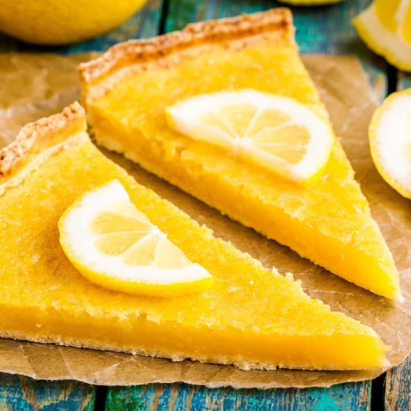 Tarte citron - Parfum pour bougies Parfum volume 30 ml