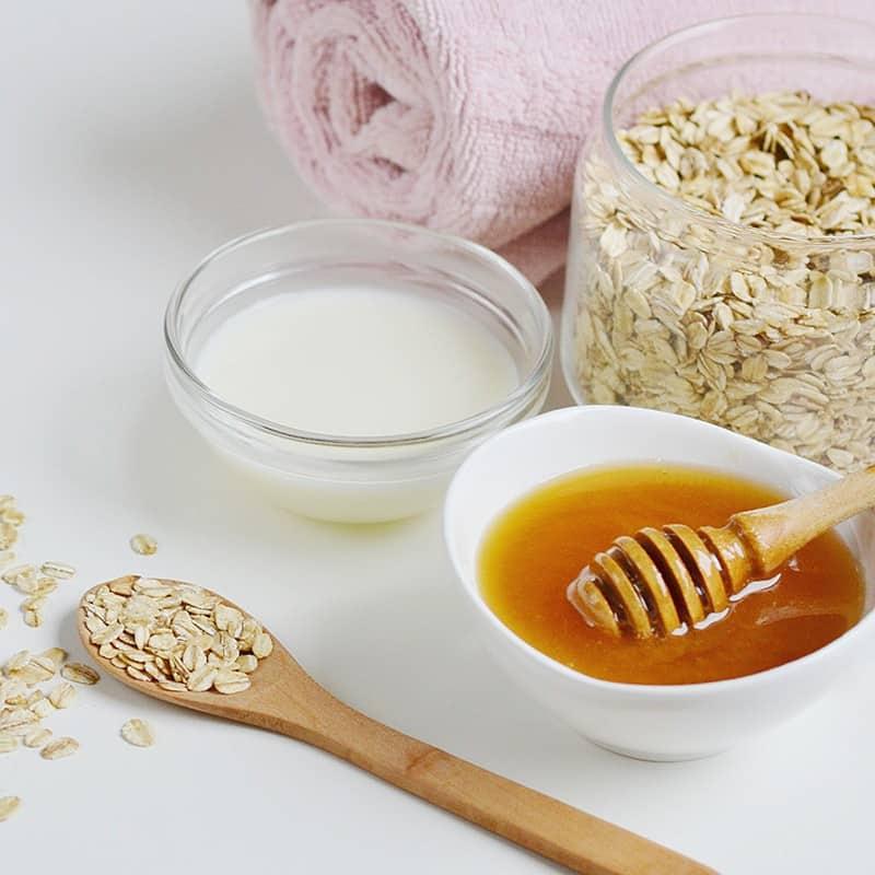 Lait d'avoine et miel - Parfum pour bougies Parfum volume 30 ml