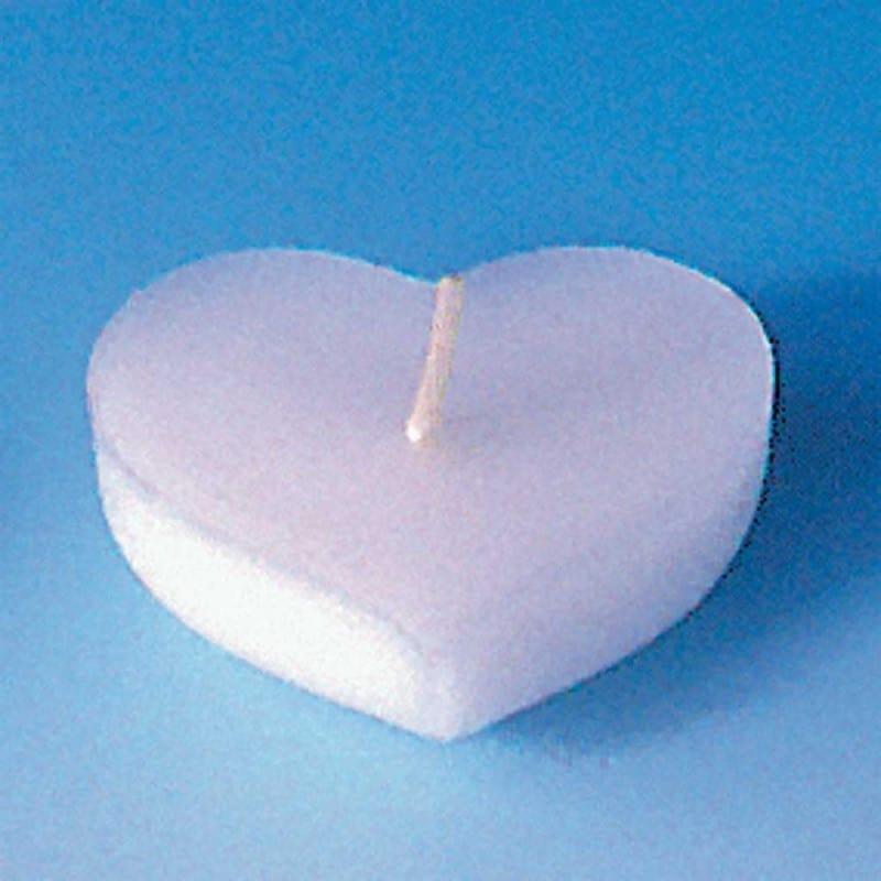Moules en forme de cœur