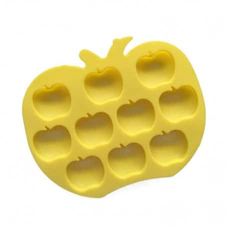 Moule silicone 10 pommes